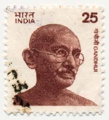 Mahatma Gandi by www.pietradiluna.re.it