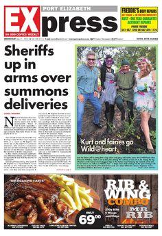 PE Express 27 Mei 2015 Port Elizabeth, Newspaper, Make It Simple, Journaling File System, Magazine