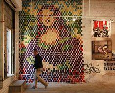 Rene Gagnon Inaugurates Mecka Gallery : Opening Today in Brooklyn | BSA | Brooklyn Street Art