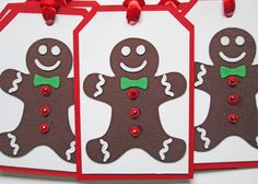 Christmas Gift Tags Christmas Tags Christmas by DreamsByTheRiver