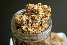 Peanut Butter Buckwheat Nuggets #rawfood #vegan