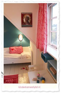 41 Best Kids Room Ideas Decoration and Creative - Pandriva Gingham Curtains, Kids Room Organization, Kid Spaces, Kidsroom, Kids House, Wall Colors, Girl Room, Home And Living, Kids Bedroom
