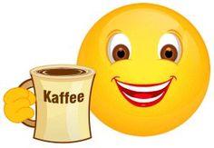 Smiley – Kaffee 2