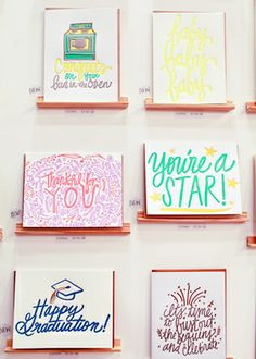 National Stationery Show 2014 Recap Featuring Thimblepress via Oh So Beautiful Paper: ohsobeautifulpape... | Photo: Nole Garey for Oh So Beautiful Paper #NSS2014