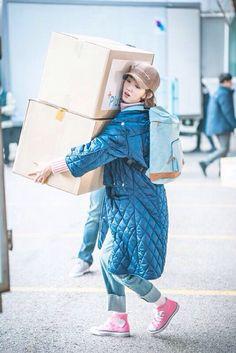 Weightlifting Kim Bok Joo, Weightlifting Fairy, Kim Bok Joo Fashion, Korean Actresses, Korean Actors, Weighlifting Fairy Kim Bok Joo, Kim Book, Swag Couples, Lee Sung Kyung