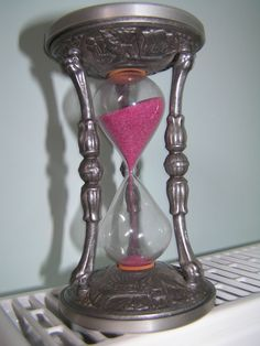 hourglass by syccas-stock on DeviantArt Hourglass Tattoo, Hourglass Figure, Hourglass Sand Timer, Sand Timers, Time Clock, Mirror Image, Wizard Of Oz, No Time For Me, Pretty In Pink