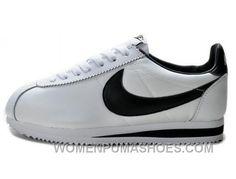 Nike Classic Cortez Nylon White Black Free Shipping MKzE5 afc17516db4ce
