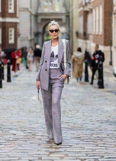 STYLECASTER | Best of London Fashion Week Street Style #fashionweeks,