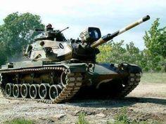 M60A1 Main Battle Tank (48 pieces)