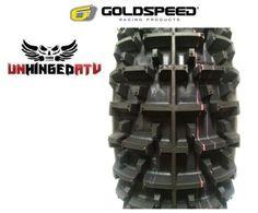 $289.95 2-Goldspeed-SC4-Sand-Tire-22x8-9-TRX-450R-250R-YFZ-LTR-KFX-Z400-EX-Raptor-DS