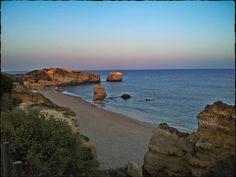 Praia de São Rafael, Algarve (Portugal) 2012