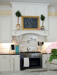 Great kitchen!