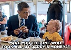 Are you the one who took all my daddy's money?