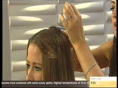 Video - Feather Hair Extensions, Hair Tinsel and Balayage Hair on Ireland AM. 20 Inch Hair Extensions, Hair Tinsel, Feather Hair, Feathered Hairstyles, Hairspray, Balayage Hair, Hair And Nails, Ireland, Hair Styles