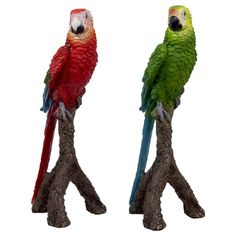 Buddy or Harley the Perching Macaw Parrot Garden Ornaments – Choose Colour Animal Garden Ornaments, Animal Design, Traditional Design, Garden Inspiration, Parrot, Garden Design, Bird, Animals, Color