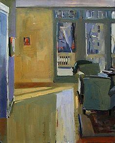 Carole Rabe: Winter Sunlight