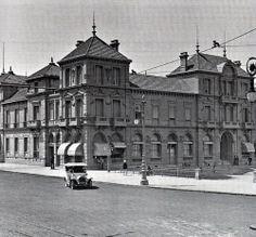 Montevideo, Uruguay - Hotel de los Pocitos