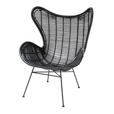 This beautiful coffee brown HK-living Rattan Egg chair is a real eye-catcher in your home! The Egg chair is made of strong rattan and ideal for lounging. Rattan Egg Chair, Ikea Chair, Rattan Furniture, Diy Chair, Swivel Chair, Chair Cushions, Lacquer Furniture, Green Furniture, Small Furniture