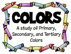 This is a great mini unit to help your class understand what primary, secondary, and tertiary colors are. Students are led to understand how two primary colors blend to form a secondary color and how a primary mixes with a secondary to form a tertiary color. Included are also quick drawing practic... Tertiary Color, Secondary Color, Primary Colors, Art Classroom, Classroom Ideas, Color Blending, Teacher Newsletter, Teacher Pay Teachers, Students