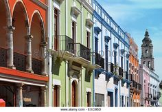 Colonial architecture with tiles in Mexico City - Google Search