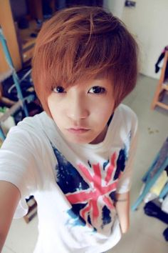 ... + images about Tomboy on Pinterest | Tomboys, Amber liu and Ulzzang F(x) Electric Shock Amber