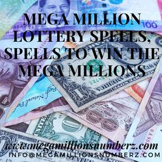 Lottery spell to win Powerball and National Lottery Spell, Lottery Spells That Work, Powerball lottery spells, lottery spell serenade, lottery spells that work Winning Powerball, Lotto Winning Numbers, Mega Millions Jackpot, National Lottery, Money Spells, Magic Ring, Online Work, Spelling