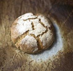 Juuresta valmistettu ruisleipä