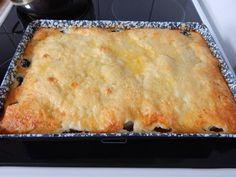Rakott csirkemell recept lépés 8 foto Lasagna, Macaroni And Cheese, Bacon, Ethnic Recipes, Food, Mac And Cheese, Essen, Meals, Yemek