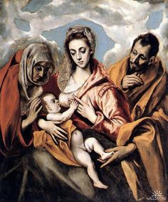 El Greco ONE OF MY FAVORITE ARTISTS OF ALL TIME!!