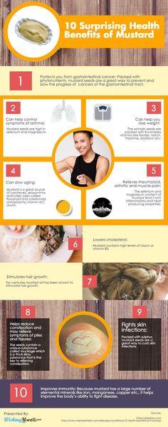 Health Benefits of Mustard