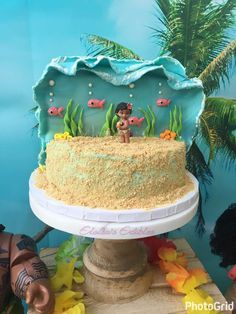 Ysabelle's Moana 3rd birthday party | CatchMyParty.com