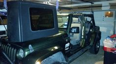 Ceiling Mount for Jeep Hard Top