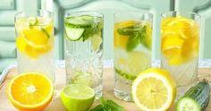 Delicious Lemon Detox Water Recipes