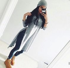 Image about fashion in Moda by zelenia on We Heart It Tomboy Fashion, Fashion Mode, Fashion Killa, Look Fashion, Autumn Fashion, Fashion Outfits, Daily Fashion, Fashion Online, High Fashion