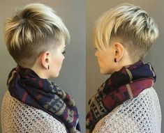 Fashionable Pixie Haircut Ideas For Spring 201804