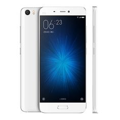 White Xiaomi Mi5 Qualcomm Snapdragon 820 2.15GHz 3GB RAM 64GB ROM available at ibuygou.com with fast international shipping and professional customer services.