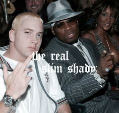The Eminem Show, The Real Slim Shady