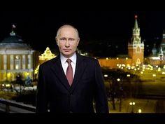 Putin's 2018 New Year Address To Nation