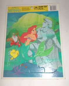 Little Mermaid Vintage Toys Google Search Katies Little Mermaid