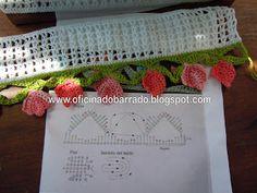 OFICINA DO BARRADO: Croche - PAP de Outro Barrado . . .