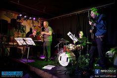 """Bilder von Stockwerk Jazz Graz: DEJAN TERZIC´S MELANOIA (D/NZL) am 21.3.2014. Will der Schlagzeuger Dejan Terzic mit seiner Wortschöpfung """"Melanoia"""" auf einen Zustand hinaus, in dem Melancholie und Paranoia gemeinsame Sache machen? Wie dem auch sei, auf alle Fälle hat Terzic dafür endlich seine Traumband gefunden. Und kam damit erstmals nach Österreich. #Bilder,#Stockwerk #Jazz #Graz,#DEJAN #TERZIC,#MELANOIA,#Schlagzeuger,#Melancholie,#Paranoia,#Musik,#Träume,#Traumband,#erstmals in…"""