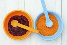 5 combinações de alimentos para deixar a papinha mais gostosa e nutritiva