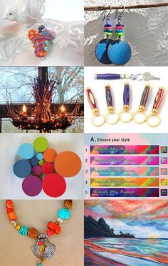 ♡ Color ♡ by Alice on Etsy--Pinned with TreasuryPin.com
