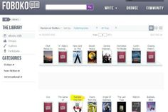 Still being highlighted as a featured Mystery & Thriller on Foboko.com