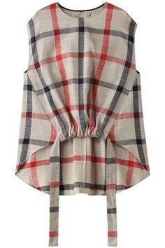 Crisp Blanc à volants manches blogueurs Summer Designer Long Chemisier Shirt Top 12