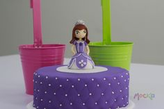 Ponqué de Princesa Sofia  www.mocka.co  #mocka #pasteleria #cakeshop #cake #princess #disney #birthdaycake #tortacumpleanos #torta #pastel