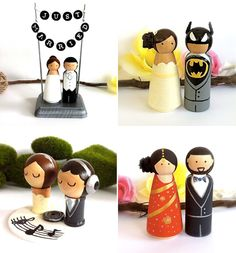 Creative Butterfly Cake Toppers