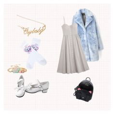 """""""The crybaby outfit"""" by fabulous-patsy ❤ liked on Polyvore featuring UNIF and MARA"""