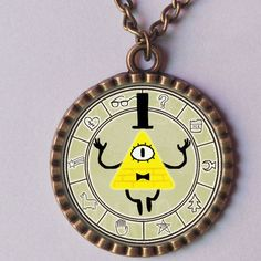 Gravity Falls Bill Cipher Wheel http://www.ebay.com/itm/281555321201?ssPageName=STRK:MESELX:IT&_trksid=p3984.m1555.l2649 #gravityfalls #billcipherwheel