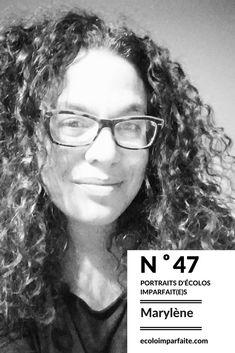 Portraits d'écolos imparfait(e)s no ͦ 47 : Marylène Portraits, Glasses, Eyewear, Head Shots, Eyeglasses, Eye Glasses, Portrait Paintings, Portrait, Sunglasses